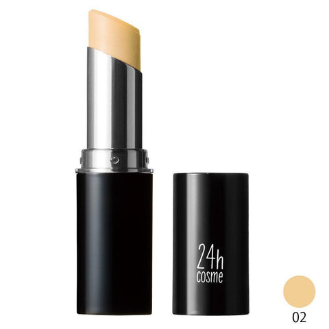 Image of 24h cosme 24 Mineral Stick Foundation 24h cosme 24 ミネラルスティックファンデ Life 02 Tokyo Direct