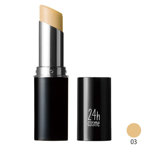 Image of 24h cosme 24 Mineral Stick Foundation 24h cosme 24 ミネラルスティックファンデ Life 03 Tokyo Direct
