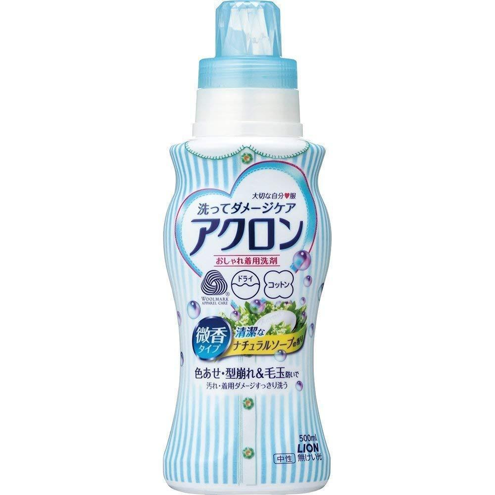 acron Delicate Laundry Detergent アクロンおしゃれ着洗剤 Life Natural Soap Tokyo Direct
