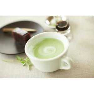 Image of AGF Blendy Matcha-au-lait stick (21 servings) AGF ブレンディ スティック 抹茶オレ 21本 Matcha Tokyo Direct