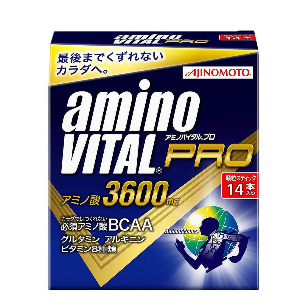 Amino Vital Pro Charge Water 30 servings アミノバイタル プロ 30本入箱 Life 14 Tokyo Direct