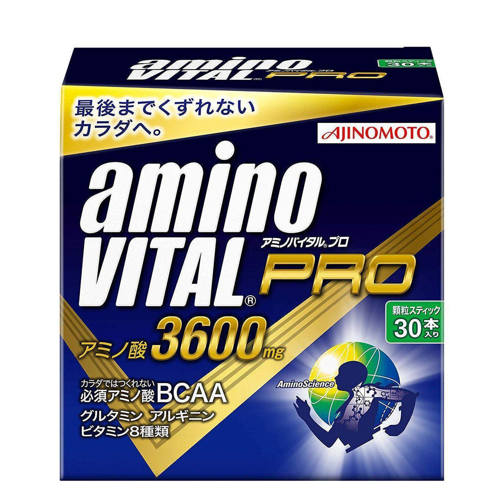 Amino Vital Pro Charge Water 30 servings アミノバイタル プロ 30本入箱 Life 30 Tokyo Direct