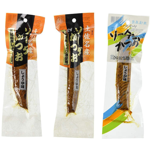 Image of Bonito Stick (Namabushi) Takeuchi 3pcs 竹内商店 ソーダがつお3本入り Food Tokyo Direct