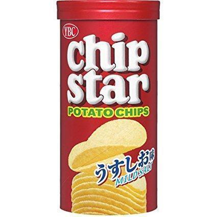 Image of Chip Star S (lightly slated) 8pcs  チップスターSうすしお味 8個 Snack Tokyo Direct