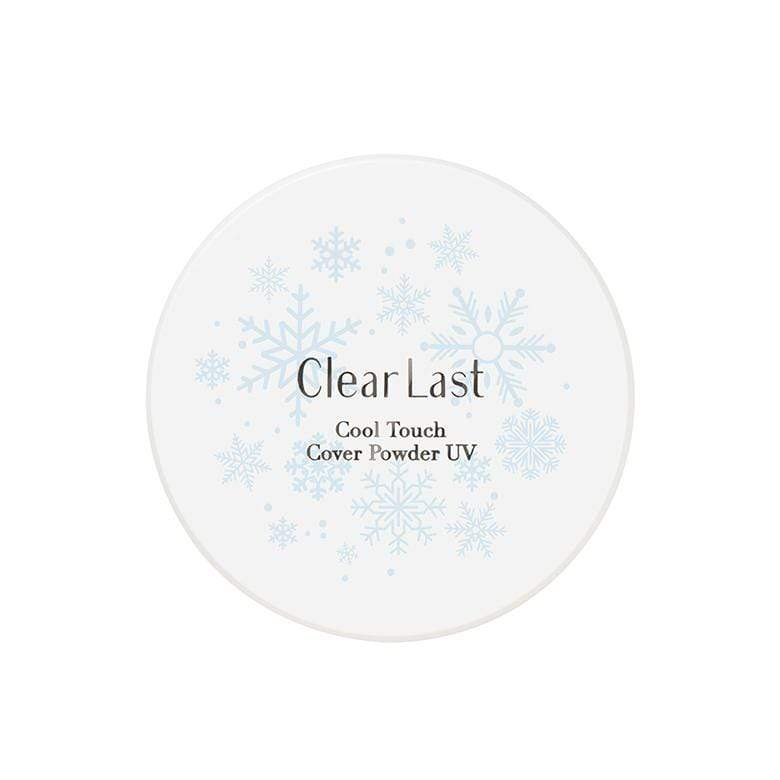 Clear Last Cool Touch Powder UV クリアラスト ひんやりカバーパウダーUV  ライトベージュ a Life Tokyo Direct