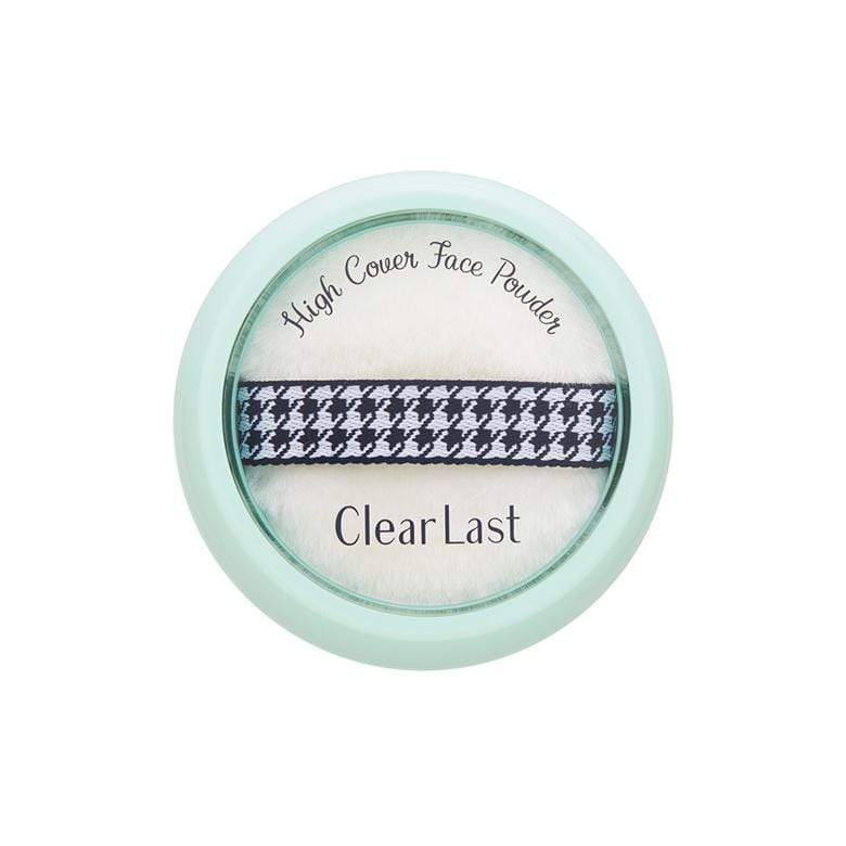 Clear Last High Cover Face Powder クリアラストクリアラスト フェイスパウダー ハイカバー Life Medicated Acne Care Ochre Tokyo Direct