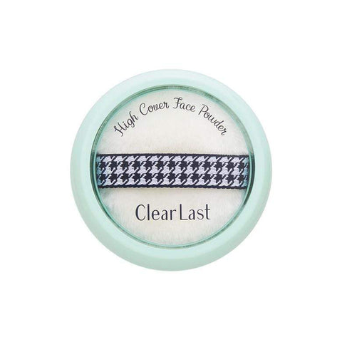 Image of Clear Last High Cover Face Powder クリアラストクリアラスト フェイスパウダー ハイカバー Life Medicated Acne Care Ochre Tokyo Direct
