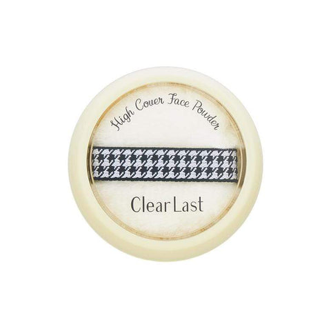 Clear Last High Cover Face Powder クリアラストクリアラスト フェイスパウダー ハイカバー Life White Ochre Tokyo Direct