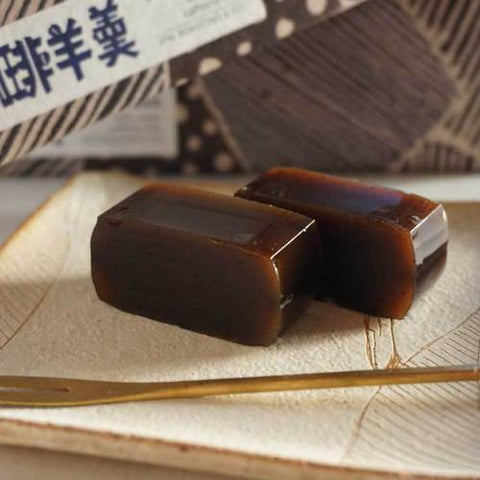 Image of Coffee Yokan 珈琲羊羹 Sweets Tokyo Direct