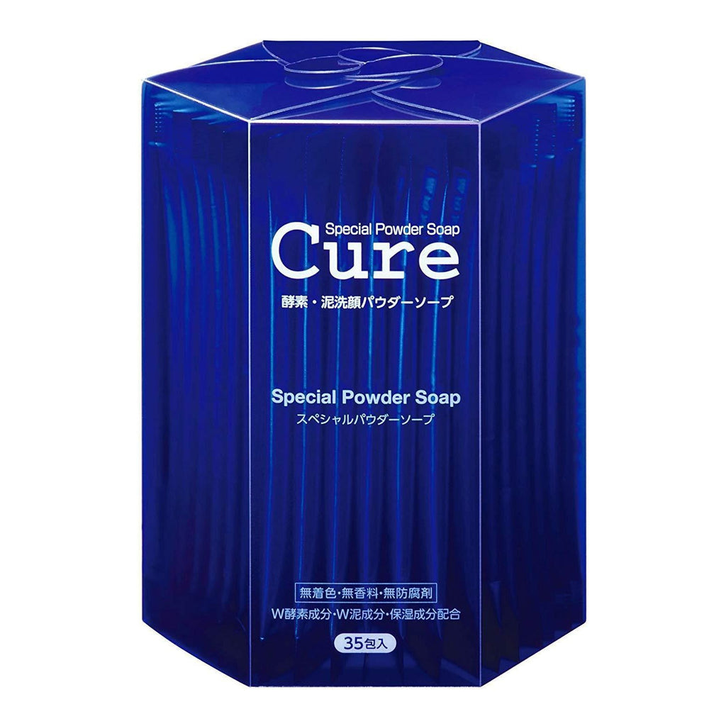Cure Special Powder Soap Cure キュア スペシャルパウダーソープCure Life 1 Tokyo Direct