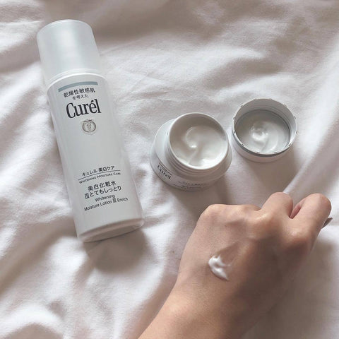Curel Whitening Moisture Cream キュレル 美白クリーム Life Tokyo Direct