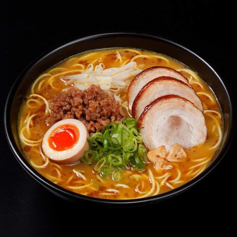 Image of Curry Tonkotsu Ramen 5pcs 激情ラーメンカレー豚骨 5個 Food Tokyo Direct