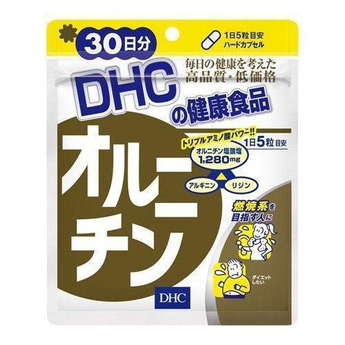 DHC Ornithine Supplement (hard capsule) DHC オルニチン Life Tokyo Direct