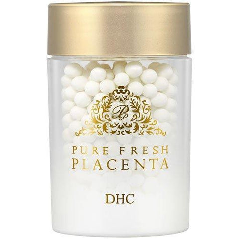 DHC Pure Raw Placenta (600 tablets) 純粋 生プラセンタ(600粒) Life Tokyo Direct