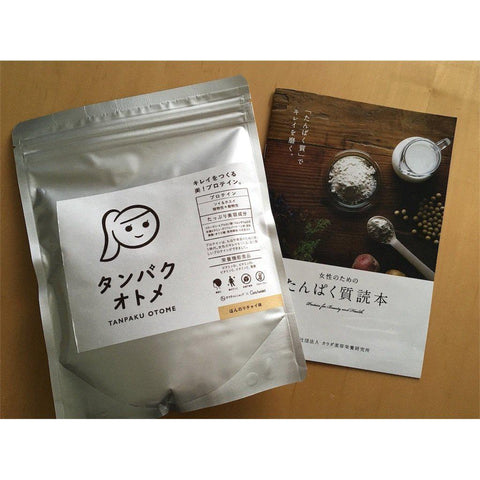 Diet Beauty Protein -Tampaku Otome 260g タンパクオトメ 美容専門プロテイン 260g Life Faintly Chai Tokyo Direct