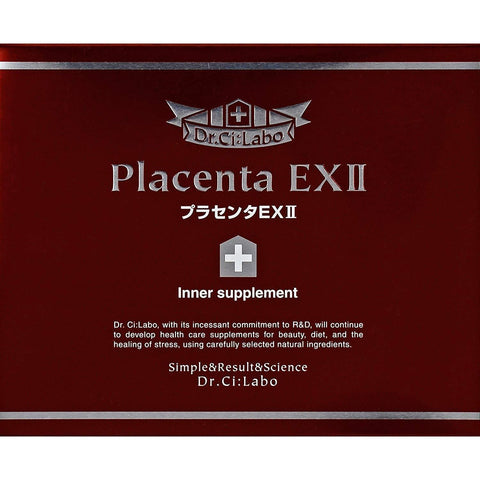 Image of Dr.Ci Labo Placenta EX Ⅱ (1 Month) ドクターシーラボ プラセンタEXII Life Tokyo Direct