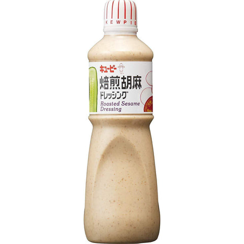 Dressing Cupie Japanese Dressing (Roasted Sesame) 1litle キユーピー 焙煎胡麻ドレッシング Food Tokyo Direct