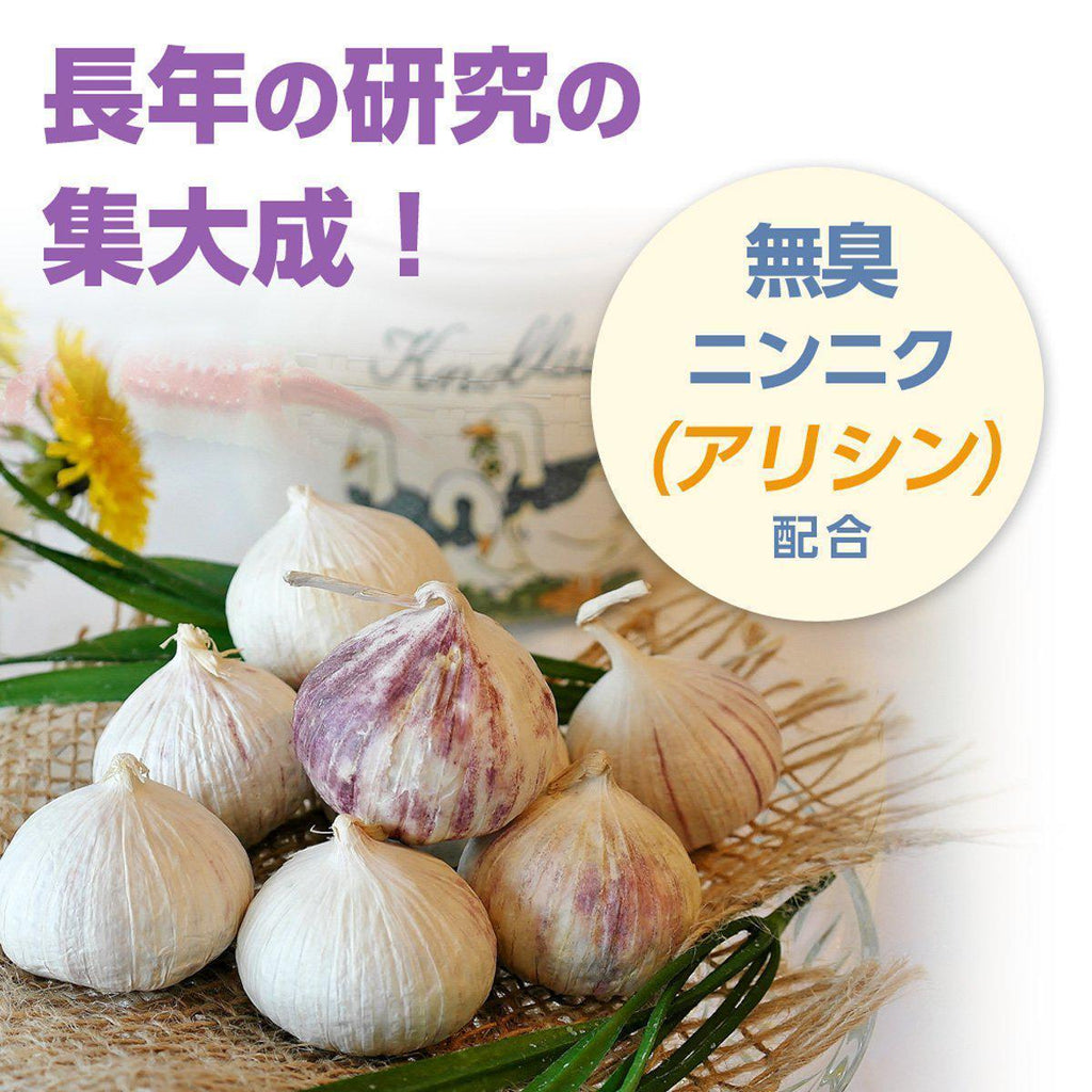 Fine Japan Garlic Extract Tablet (44 Days) ファイン にんにくエキス粒 44日分 Life Tokyo Direct