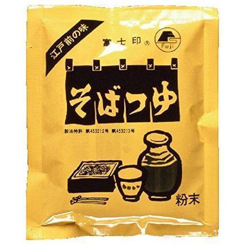 Fuji Soba Soup Base Powder 富士 そばつゆ Food Tokyo Direct