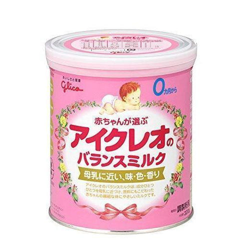 Image of Glico Icreo Balanced Milk Powder 320g アイクレオのバランスミルク 320g Life 1 Tokyo Direct