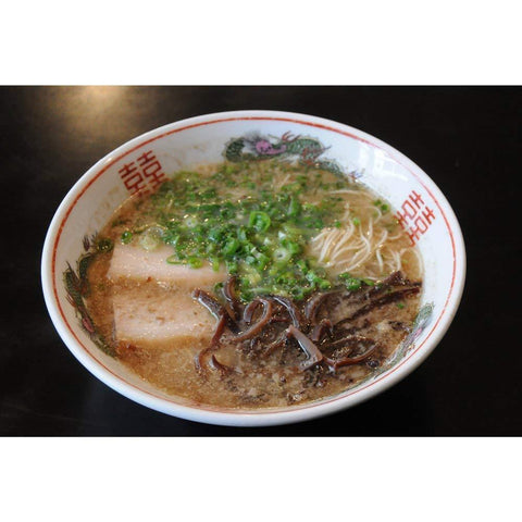 Image of Hakata Daruma Ramen (raw) 3pcs 箱入ラーメン博多だるま 3食 Food Tokyo Direct