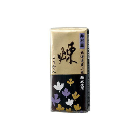 Image of Imuraya Mini Yokan (plain) 10pcs 井村屋 ミニようかん 煉 10個 Sweets Tokyo Direct