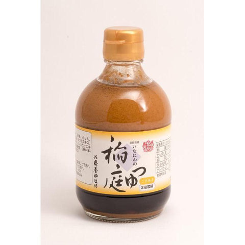 Inaniwa Udon Soup Base (Sesame Miso) 300ml 稲庭のつゆ ゴマみそ味 300mL Food Tokyo Direct