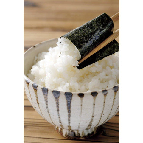 Image of Japanese Seasoned Seaweed (Oyster Soy Sauce) 2 pieces アサムラサキ かき醤油味付のり Food Tokyo Direct