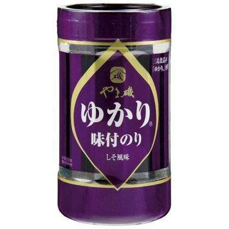 Japanese Seasoned Seaweed (Shiso) 32 sheets やま磯 ゆかり味のりカップR Food Tokyo Direct