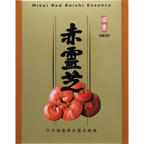 Mikei Red Reishi Essence 60 capsules 御恵 赤霊芝エキス粒(60粒入り) Life 1 Tokyo Direct