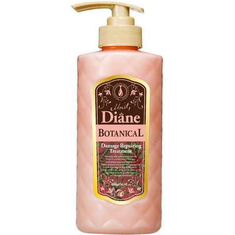 Image of Moist Diane Botanical Damage Repairing Shampoo / Treatment モイストダイアンボタニカルダメージリペアリングシャンプー/トリートメント Life Damage Repairing Treatment Tokyo Direct