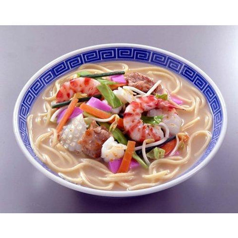 Image of Nagasaki Champon Ramen (raw) 10pcs 五木庵チャンポン 10個 Food Tokyo Direct