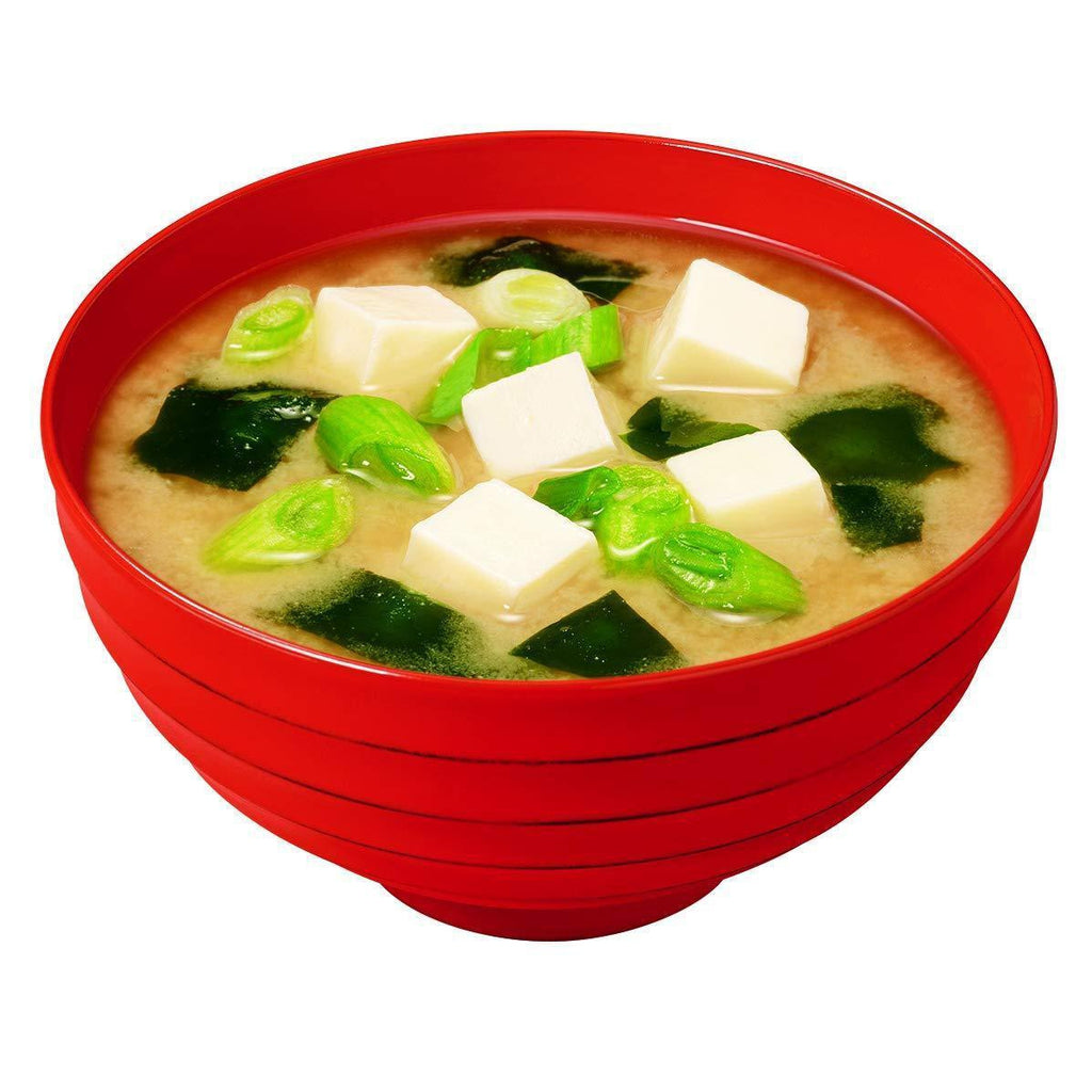 Nagatanien Freeze Dry Miso Soup Asage 2 pieces 永谷園 FDブロックあさげシリーズ 選べる5メニュー Food Tokyo Direct