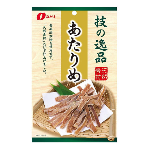 Image of Natori Dried Squid Atarime 5pcs なとり 技の逸品あたりめ 5袋 Food Tokyo Direct