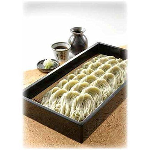 Image of Natural Hegi-Soba Noodle 5pcs 自然芋そば へぎそば 5個 Food Tokyo Direct