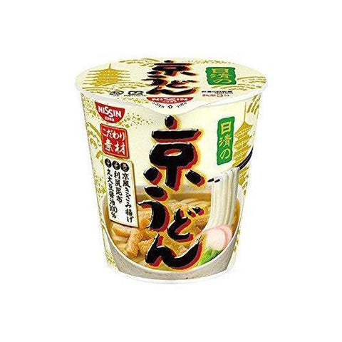 Nissin Kyoto Udon Cup 20pcs 日清 京うどん 20個 Food Tokyo Direct
