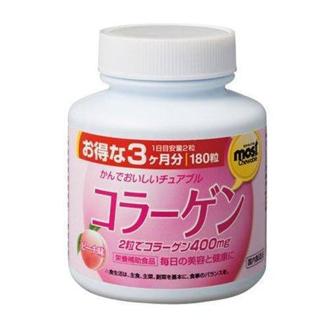Image of Orihiro MOST Chewable Collagen (3 Months) オリヒロ MOSTチュアブル コラーゲン Life Tokyo Direct