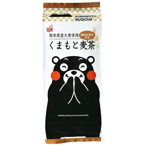 Image of OSK Kumamon Barley Tea Bag 5 pieces OSKくまもと麦茶ティーパック 5個 Food Tokyo Direct