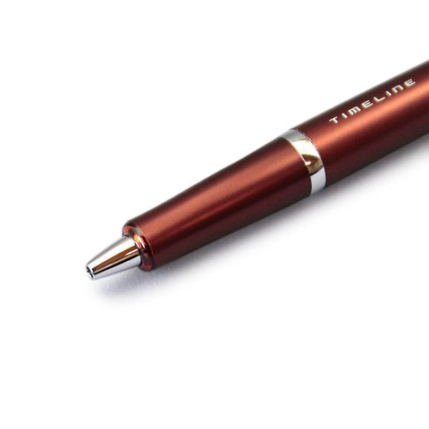 Image of Pilot Timeline Future Brown BTL-5SR-DSL (ball point pen) Stationary Tokyo Direct