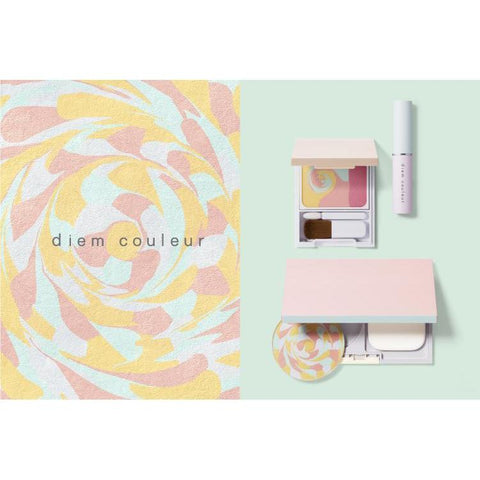 Image of POLA diem couleur colour blend foundation ポーラ ディエム クルール カラーブレンドファンデーション Life Foundation Case Tokyo Direct