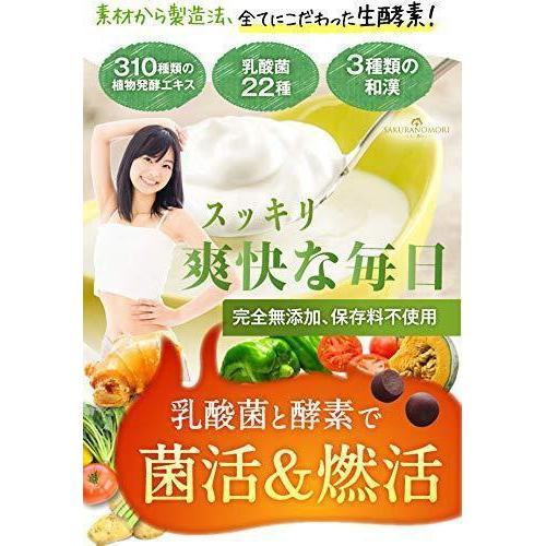 Sakura Forest Raw Enzyme Supplement  さくらの森 生酵素サプリ まあるい旬生酵素 Life 1 month Tokyo Direct