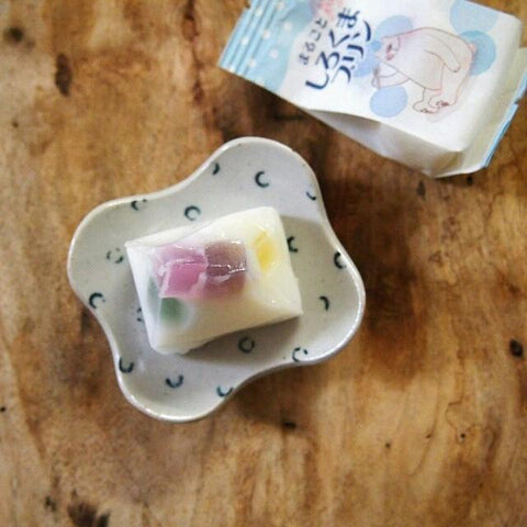 Image of Shiro-Kuma (White Bear) Pudding まるごと しろくまプリン Sweets Tokyo Direct