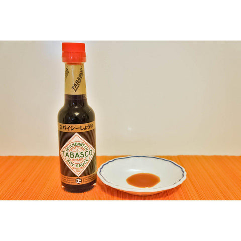 Soy Sauce Tabasco Food Tokyo Direct