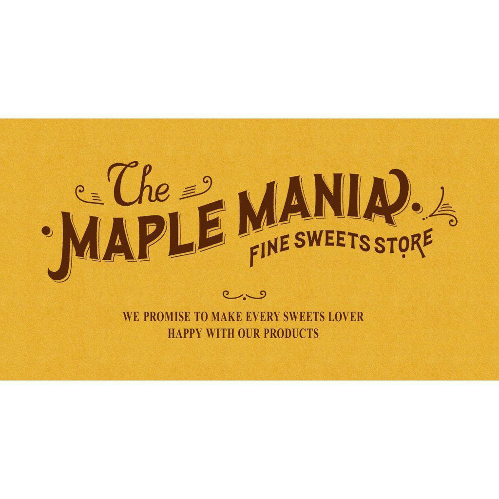 The Maple mania (maple butter cookie) メープルマニアバタークッキー Sweets 9 Tokyo Direct