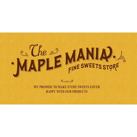 Image of The Maple mania (maple butter cookie) メープルマニアバタークッキー Sweets 9 Tokyo Direct