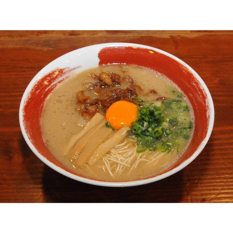 Image of Tokushima Ramen Men-Oh (raw) 3pcs 箱入徳島ラーメン麺王 3食 Food Tokyo Direct