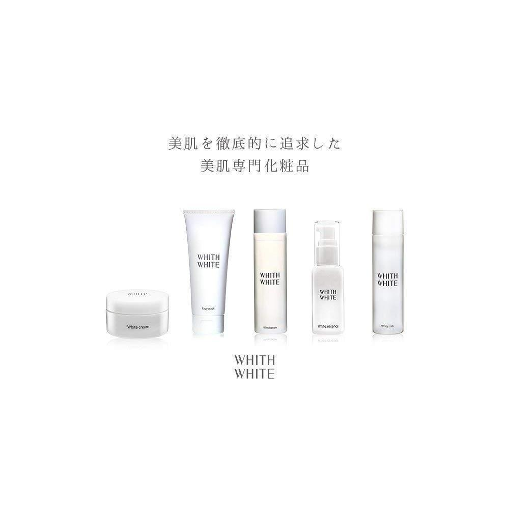 WHITH WHITE White Lotion フィスホワイト美白化粧水 Life Tokyo Direct