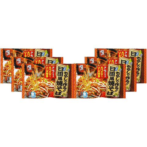 Image of Yakisoba Itsuki Hita Style with Spicy Sauce 6pcs 五木 日田風焼そば Food Tokyo Direct
