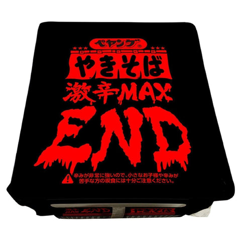 Yakisoba Peyang (EXTRA HOT END) 3pcs ペヤング 激辛MAX END  Food Tokyo Direct
