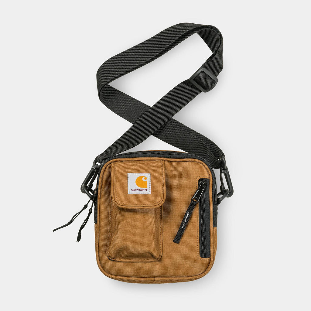 Carhartt WIP Essentials Bag in Hamilton Brown